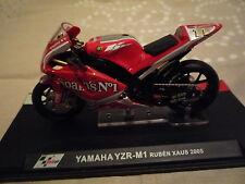 MOTO  1/24 YAMAHA YZR-M1 RUBEN XAUS 2005