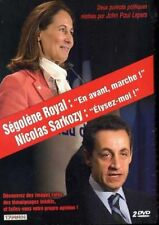 SEGOLENE ROYAL / NICOLAS SARKOZY - COFFRET NEUF S/CELLO