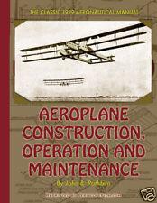 1929 GOLDEN AGE OF FLIGHT AIRCRAFT Aeroplane  BOOK