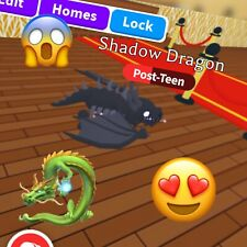 🐉Adopt Me FLY+RIDE SHADOW DRAGON🐉 --- CHEAP -- FAST DELIVERY ✅