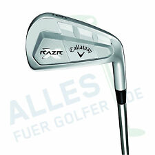 Callaway RAZR X forged Approach Wedge (51°) Project X flighted Stahlschaft stiff