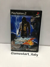 TEKKEN 4 - SONY PS2 PLAYSTATION 2 - JAP VERSION - USED SALE