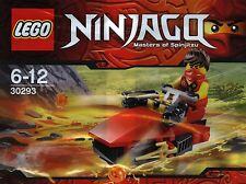LEGO Ninjago 30293 Kai Drifter - Brand New Unopened Polybag Kit