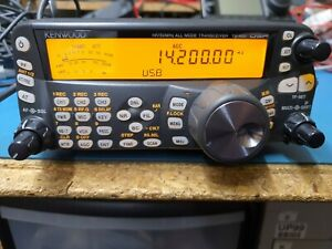 Kenwood TS-480 SAT Boxed Very Nice Condition Works Very Well