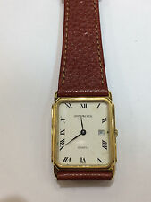 GENTS RAYMOND WEIL GENEVE 18k GOLD ELECTROPLATED WATCH 5600 MODEL.