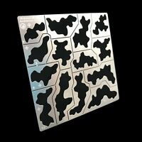 1PC 1/35 1/100 Forest Camouflage Stencil Template Leakage Spray Plate Model Kit