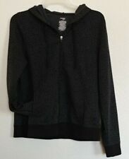 Women's XL ~ Danskin ~ zip up HOODIE jacket coat