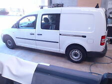VW Caddy LWB Van Fixed Windows All About Vans at Chipping Norton