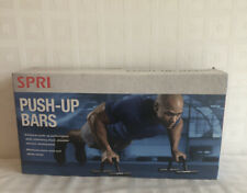 BRAND NEW Spri Push Up Bars FREE SHIPPING