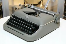 ERIKA Modell 10 - 1955 - portable typewriter Schreibmaschine vintage antik retro