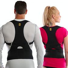 Agon® Adjustable Posture Waist Back Support Clavicle Corrector Brace Shoulder