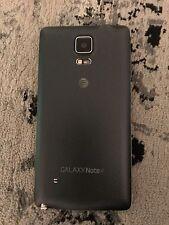 Samsung Galaxy Note 4 SM-N910W8 - 32GB - Charcoal Black (Unlocked) Smartphone