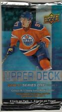 2016-17 UPPER DECK SERIES ONE YOUNG GUNS PACK 8 CARDS/PACK
