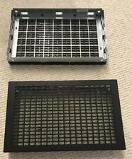 2x HP DL380 G10 Front Box/Cage Filler Blanks w/ Screws ( 867114-001 )
