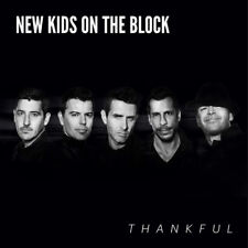 Thankful - New Kids On The Block (2017, CD NIEUW)