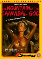 Nuovo The Mountain Of The Cannibal God DVD (SHAM050)