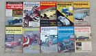 Vintage Rodding And Restyling Magazine Lot Of 10 1956 To 1963