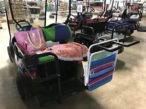 Double Take Max 5 Or Max 6 Club Car Onward Golf Cart Beach Chair Holder