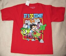 288411e6c685 Teen Titans Boy Regular Size Tops   T-Shirts (Sizes 4   Up) for Boys ...