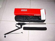 Microfono direzionale Telesound o microfono a giraffa EUMIG nuovo