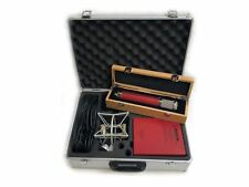 Avantone Cv12 Multi Pattern Instrument and Vocal Tube Condenser Microphone