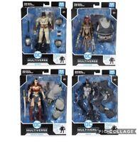 DC Multiverse McFarlane Batman Last Knight on Earth Build A Figure BANE In hand