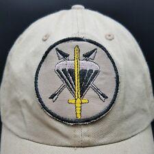 Romania NATO Airborne Badge Paratrooper Jump Wings Flag Afghanistan Hat Cap