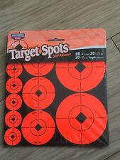 10 Pack Target Spot Autoadesivo MISCELA 1 & 2 & obiettivi da 3 pollici