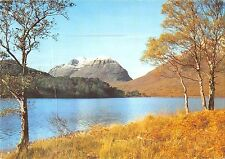 BR76252 liathach from loch clair torridons ross shire scotland