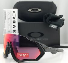 a858ba06b4 Oakley Flight Jacket Sunglasses OO9401-0137 Polished Black PRIZM ROAD  OO9401-01