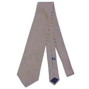 STEFANO RICCI Yellow Black Check Plaid Mens Designer Silk Neck Tie Italy