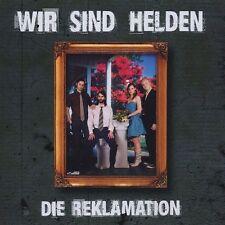 WIR SIND HELDEN - DIE REKLAMATION ( COLOURED VINYL )   VINYL LP NEU