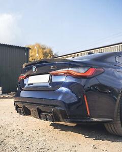 Carbon Heckspoilerlippe Abrisskante V1 für BMW M4 G82 / 4er G22