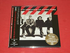 2017 U2 How To Dismantle An Atomic Bomb with Bonus Track  JAPAN MINI LP SHM CD