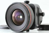 【 Near MINT+++ 】 Canon TS-E 24mm f/3.5 L Tilt Shift MF Lens EF Mount from JAPAN