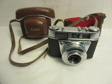 ancien appareil photo Kodak Retinette 1B Prontor 500lk housse antique camera