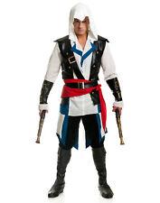 Cutthroat Pirate Assassin Video Game Mens Halloween Costume