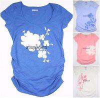 New OLD NAVY Womens Maternity Shirt Tee Top T-Shirt NWOT Size sz XS S M L XL XXL