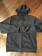 BURTON Dryride Black 100% polyester Ski Snowboarding Jacket S