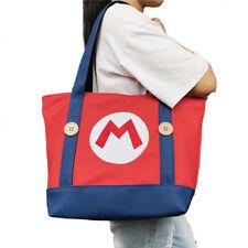 Super Mario Bros Shoulder Bags Handbag Cartoon Fashion Women PU Leather Bag Gift