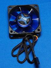 "60mm XR1 NB Noiseblocker Lüfter 11dB Leise BlackSilentFan NEU ""Fortuna Trade"""