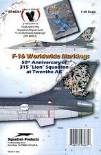 es48261/ Decals - F-16 Fighting Falcon - Niedeländische Luftwaffe - I - 1/48