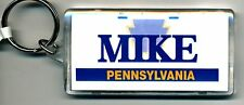 PENNSYLVANIA NAME KEYCHAIN MIKE (LN-13-270)