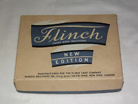 VINTAGE 1934 PARKER BROTHERS CARD GAME OF FLINCH