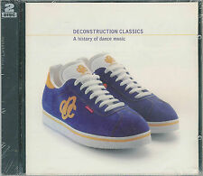 Deconstruction Classics - A History Of Dance Music / NEU, new still sealed DoCD