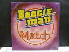 """MAXI 12"""" MATCH Boogie man / Walk tall 2S052 52849"""