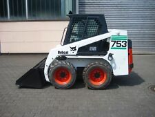 BOBCAT 753 SKID STEER LOADER WORKSHOP FACTORY SERVICE REPAIR MANUAL