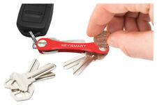 KeySmart  Plastic  Assorted  Key Holder  Key Chain