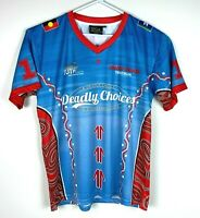 Deadly Choices 'Triathlon #18' Jersey Size Men's XL