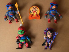 MOTU - Loyal Subjects - He-Man - Stratos, Trap Jaw & Evil-Lyn- Set Of 5